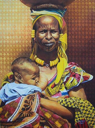 Lemos Djata - Leite de Mãe