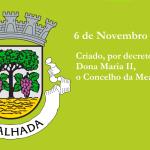 O Concelho da Mealhada faz hoje 182 anos